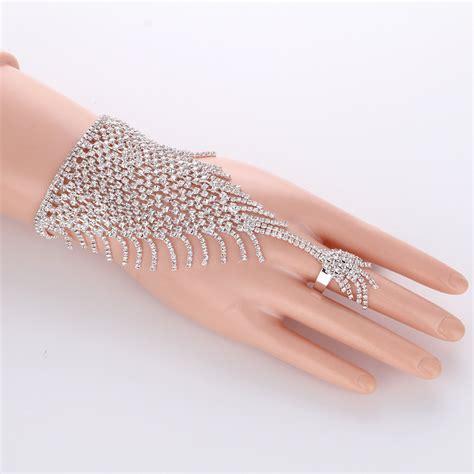 Silver Bracelet Ring Attached Promotion Shop for Promotional Silver Bracelet Ring Attached on