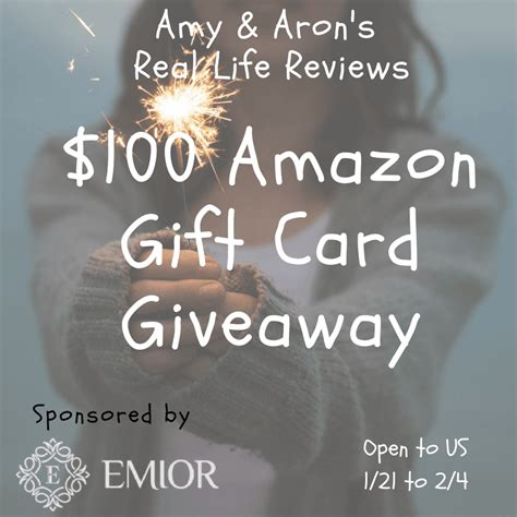 Amazon Giveaway List - busymommylist