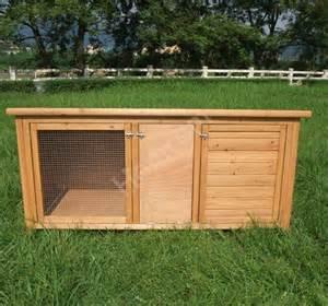 raised rabbit hutch wooden outdoor raised rabbit hutch and run guinea pig