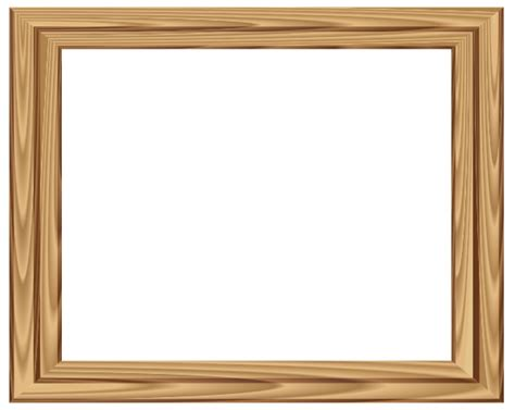 wood frame design vector frame wood black and white vector
