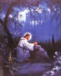 imagenes jesus orando huerto en el huerto de getseman 237 oraci 243 n blog de aplicaciones