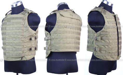 Dt Vest Outer Capucone pantac otv intercepter armor large a tacs cordura deluxe version clearance buy