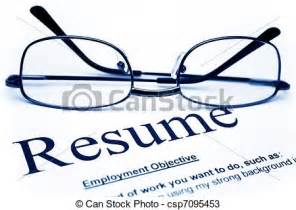 journalist resume advice tips image cartoon flower stock photos of resume resume csp7095453 search stock images photographs pictures and