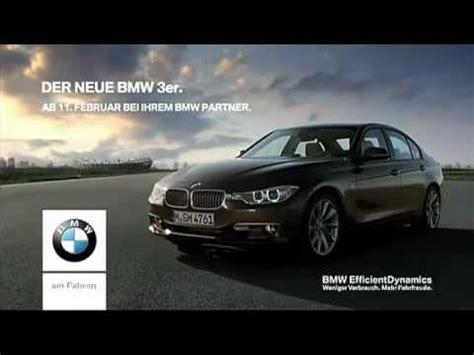 Bmw 3er Werbung by Bmw 3er Werbung Tv Werbung Neu