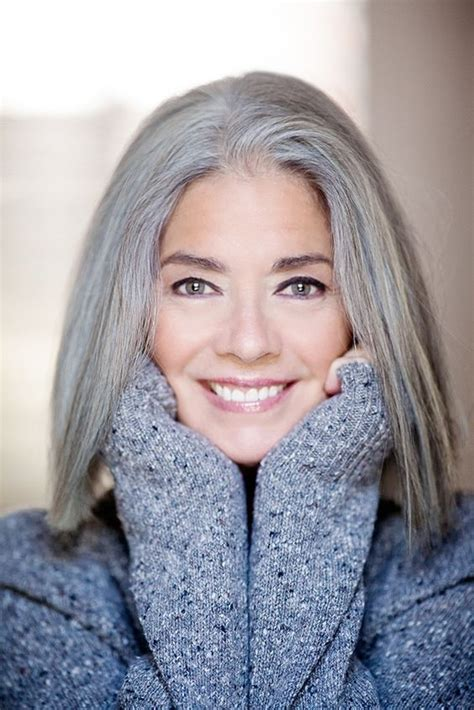 managing grey hair 81 best красота и прически images on pinterest grey hair