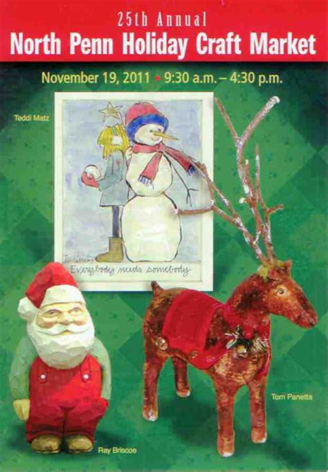 north penn holiday craft fair lansdale pa november 19 2011