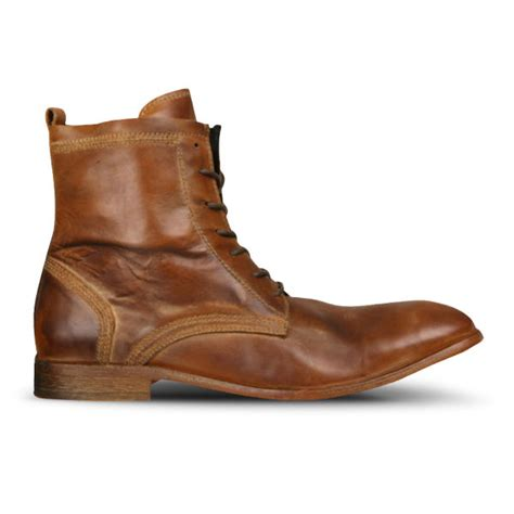 h shoes by hudson s swathmore calf leather boots
