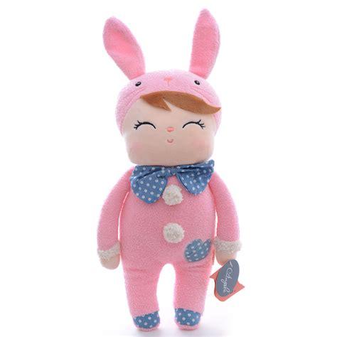 Boneka Metoo Angela Bunny Pink the gallery for gt stuffed bunny rabbit toys