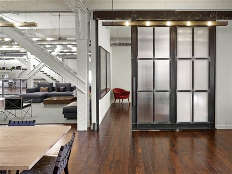 Historic Soma Loft For Live Work Art Making And Commercial Barn Doors