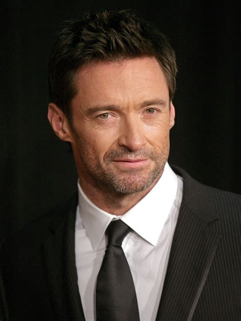 hugh jackman hugh jackman actor singer tv guide