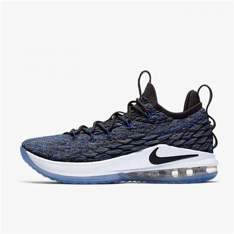 Sepatu Nike 15 jual sepatu basket nike lebron 15 low signal blue original