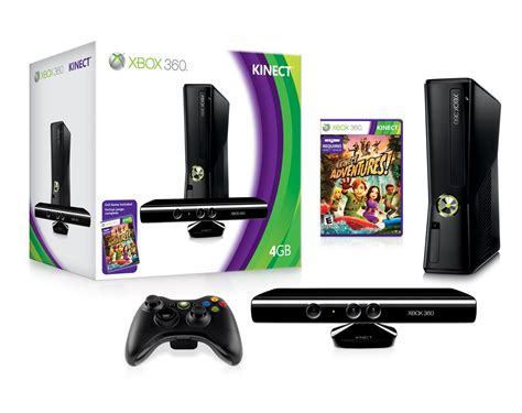 xbox 360 console with kinect pack xbox 360 et kinect faire choix xbox one