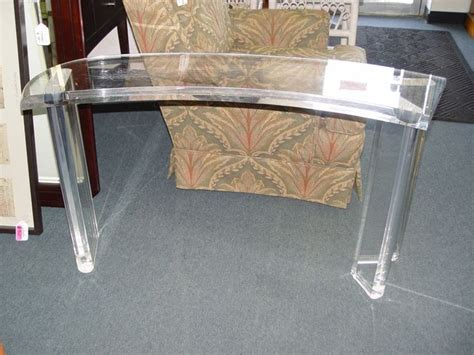 acrylic sofa table 3853 best images about acrylic furniture on