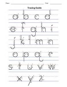 handwriting template handwriting tracing worksheet printables