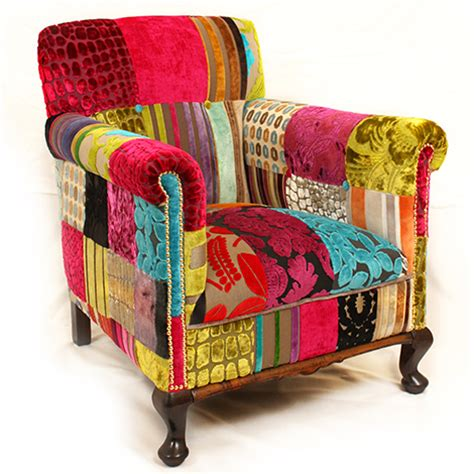 Patchwork Furniture Uk - patchwork furniture just fabrics