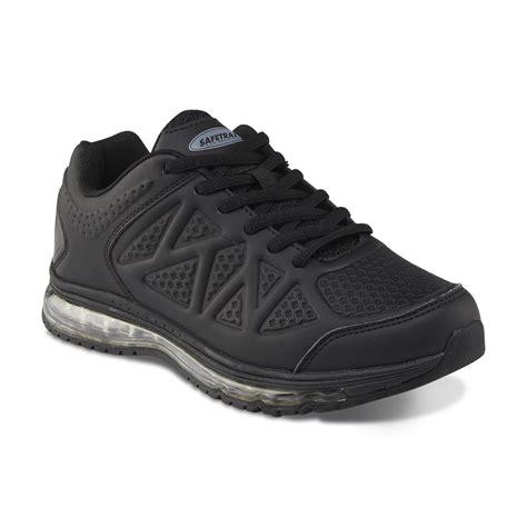 safetrax s jazz black work shoe