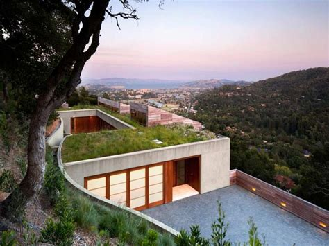 modern hillside homes nurani org steep slope home designs very steep hillside house plans