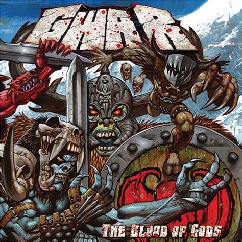 Blood Of Gods gwar announces details of new album the blood of
