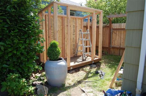 Build A Shed Diy by Building A Shed All About Bicycle Storage Shed Plans