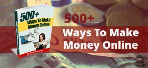 Different Ways To Make Money Online - 500 different ways to make money online ninja outreach