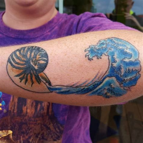 70 stunning ocean tattoo ideas show your love for the sea