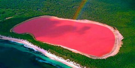 pink lake australia 4 amazing travel secrets places in australia