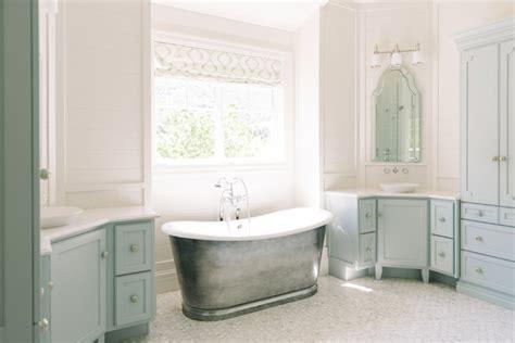 woodlawn blue bathroom master bathroom with corner washstands transitional