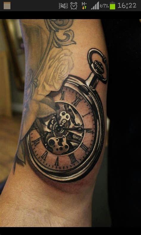 tattoo 3d watch 100 unique watch tattoos