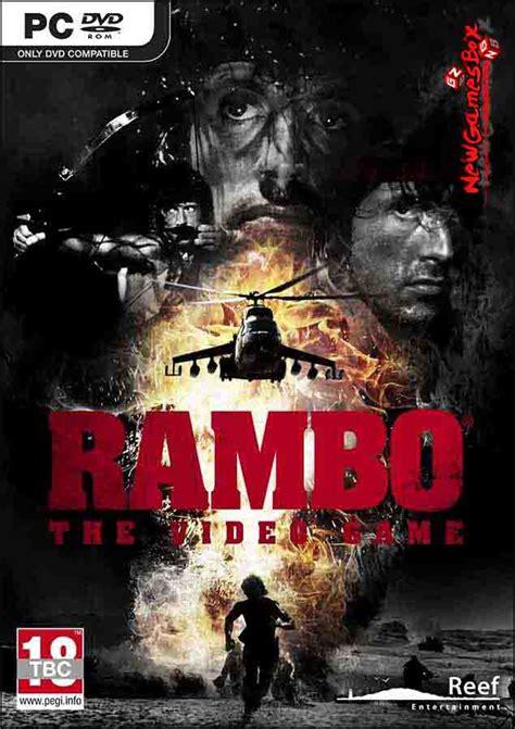 film rambo free download rambo the video game free download full version setup