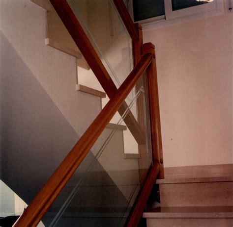 barandilla transparente torneados fuentespalda barandillas y escaleras de madera