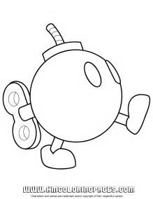 coloring pages of mario kart characters images