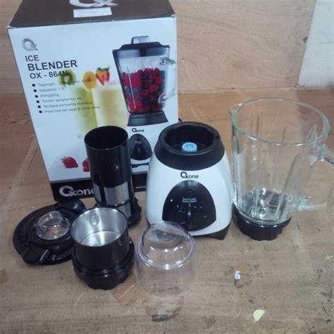 Mixer Oxone Terbaru promo harga blender oxone terbaru kreasitekno