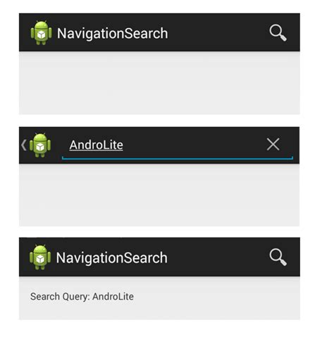 membuat file xml android membuat pencarian search view di action bar android