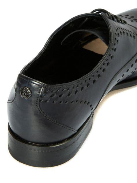 Roberto Cavalli 51130 Leather Semprem leather oxford brogue by roberto cavalli classic shoes ikrix