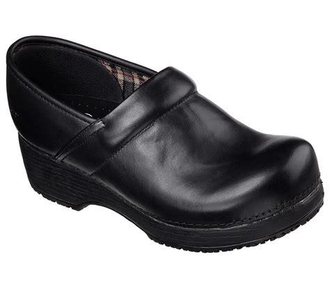 buy skechers work tone ups clog slip resistant work shoes