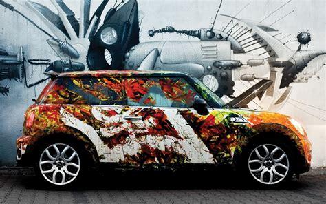 car vehicle graffiti wallpapers hd desktop  mobile
