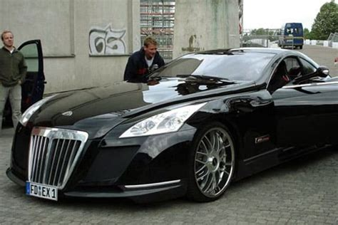 Maybach Exelero Z by World S Highest Paid With Their Expensive Cars