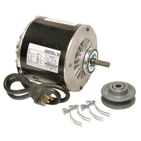 adobe air evaporative cooler motor dial 2 speed 3 4 hp evaporative cooler motor kit 2569