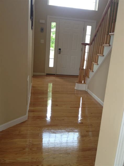 Shiny Floors by Shiny Wood Floors Modern Entry Other Metro By