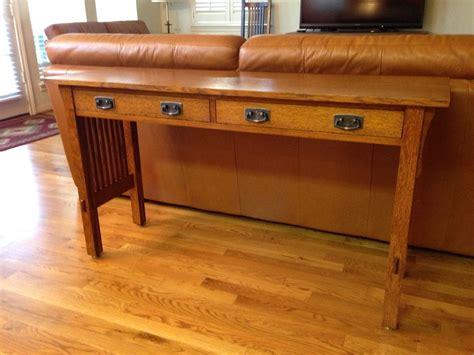 custom made sofa tables custom made sofa table by ewoodshop custommade