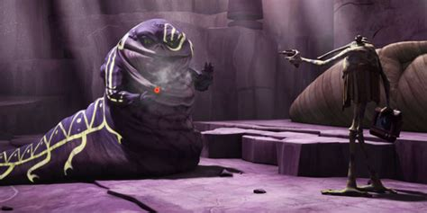 the clone wars ziro the hutt wars the clone wars season 3 review basementrejects