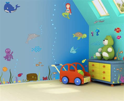 Childrens Bedroom Wall Decor 10 Bedroom Wall Decor Ideas Freshnist