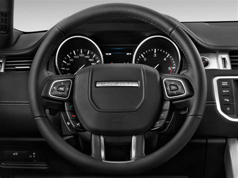 range rover steering wheel image 2013 land rover range rover evoque 2 door coupe