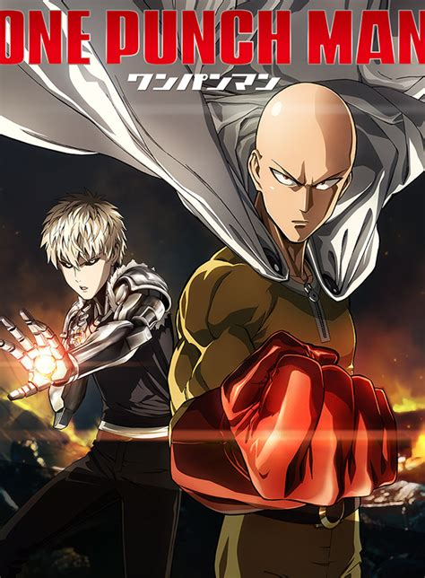onepunch one l anime one punch en visual
