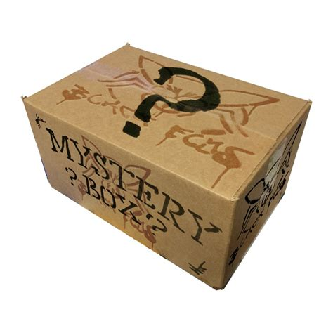 A Mystery mystery box free coloring pages