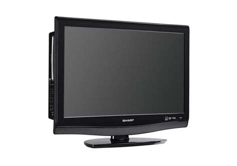 Tv Aquos 22 Inch sharp aquos lc22dv28ut 22 inch lcd tv dvd combo black electronics
