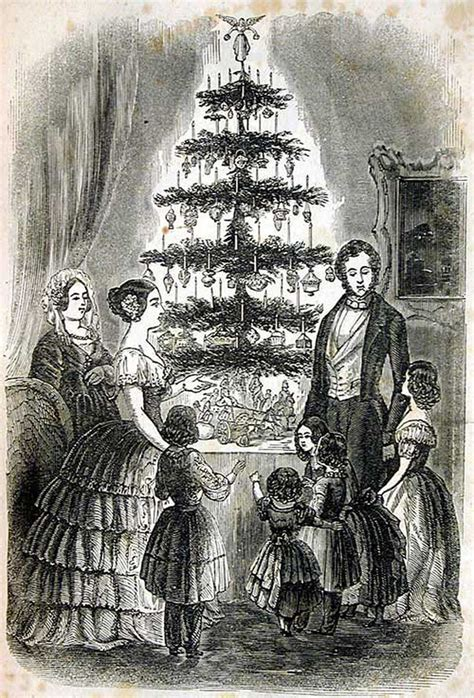 christmas decorations in the 1800s how decorations evolved through the 1800s curbed