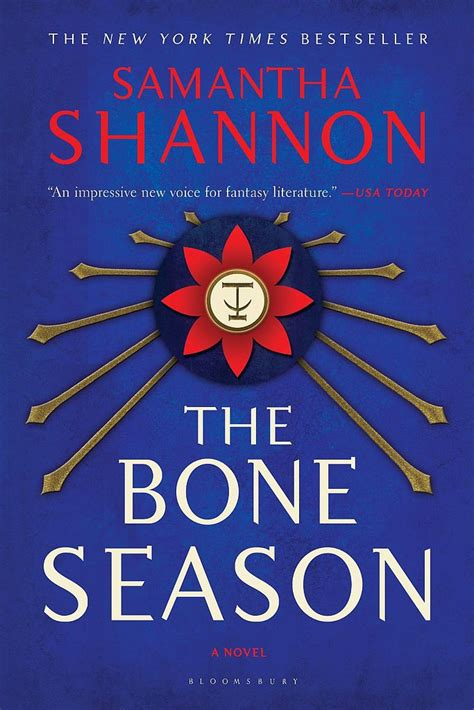 The Bone Season by The Bone Season 12 Book Series That Are Equal Parts