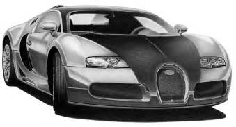 Drawing Bugatti Bugatti By Lyle Brown