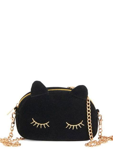 Fashion Gold Cat Lovely Bag the world s catalog of ideas